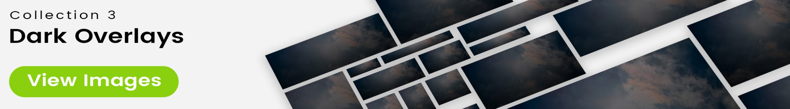 See 25 of 100 free bonus images included with clouds stock image 9461. Collection 3 features a dark overlay design.