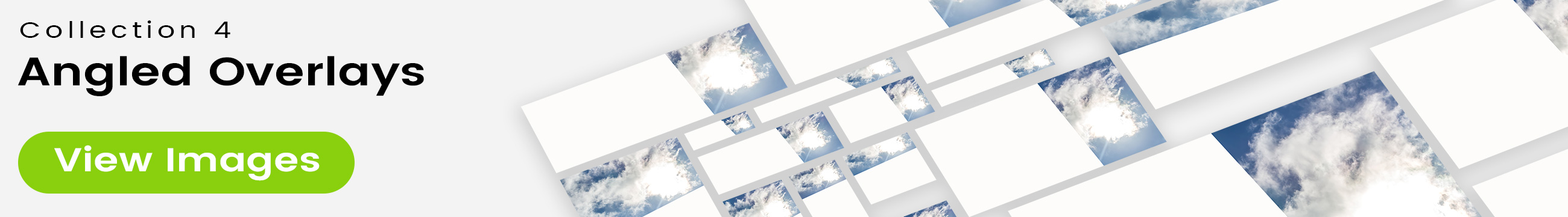 See 25 bonus images included with clouds stock image 9467. Collection 4 of 4 features an angled overlay design customized with a color that complements each photo.