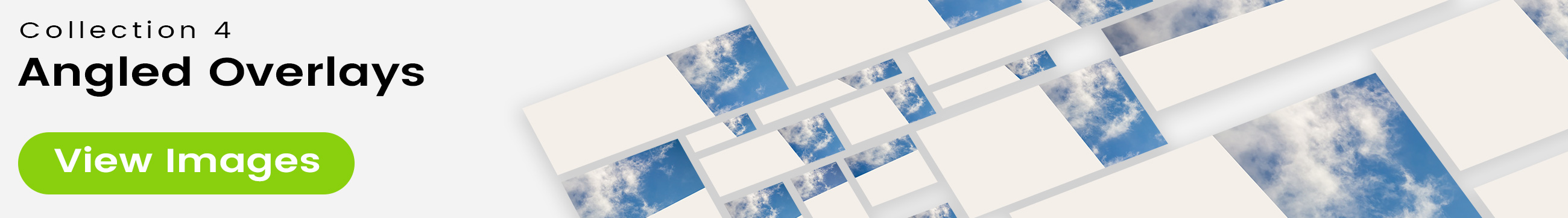 See 25 bonus images included with clouds stock image 9468. Collection 4 of 4 features an angled overlay design customized with a color that complements each photo.