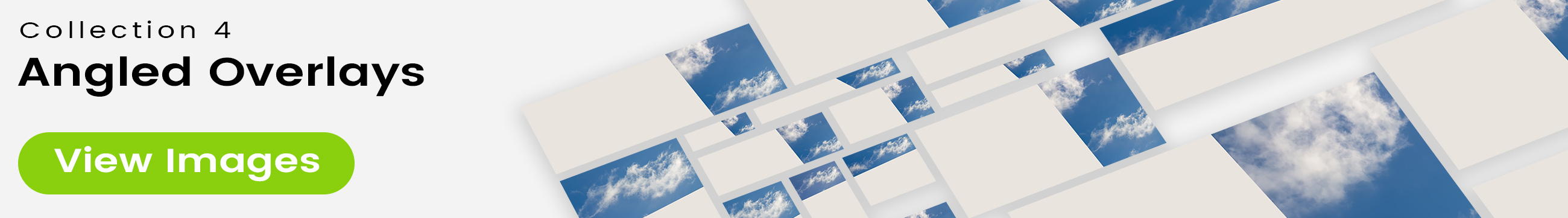 See 25 bonus images included with clouds stock image 9471. Collection 4 of 4 features an angled overlay design customized with a color that complements each photo.