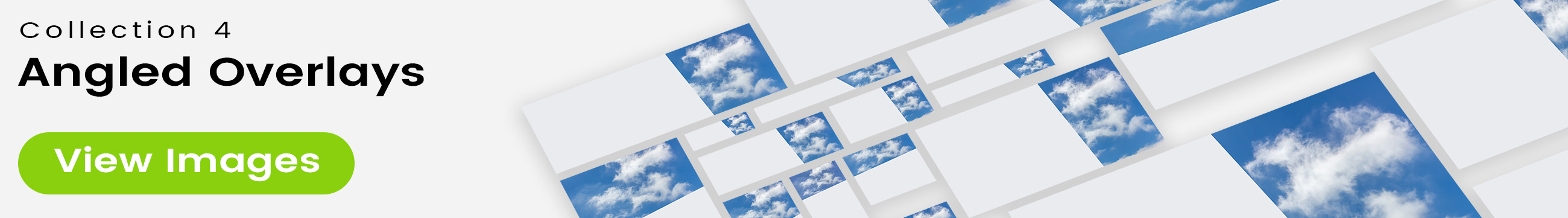 See 25 bonus images included with clouds stock image 9472. Collection 4 of 4 features an angled overlay design customized with a color that complements each photo.