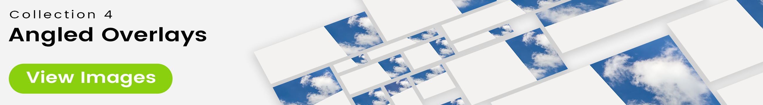 See 25 bonus images included with clouds stock image 9475. Collection 4 of 4 features an angled overlay design customized with a color that complements each photo.