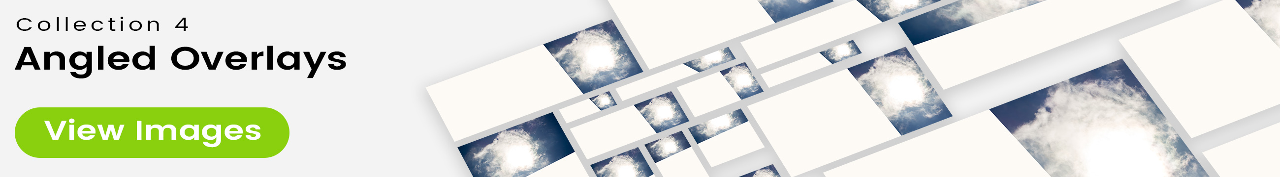 See 25 bonus images included with clouds stock image 9477. Collection 4 of 4 features an angled overlay design customized with a color that complements each photo.