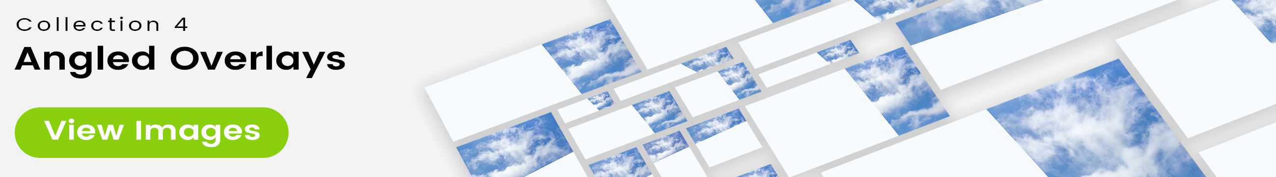 See 25 bonus images included with clouds stock image 9481. Collection 4 of 4 features an angled overlay design customized with a color that complements each photo.
