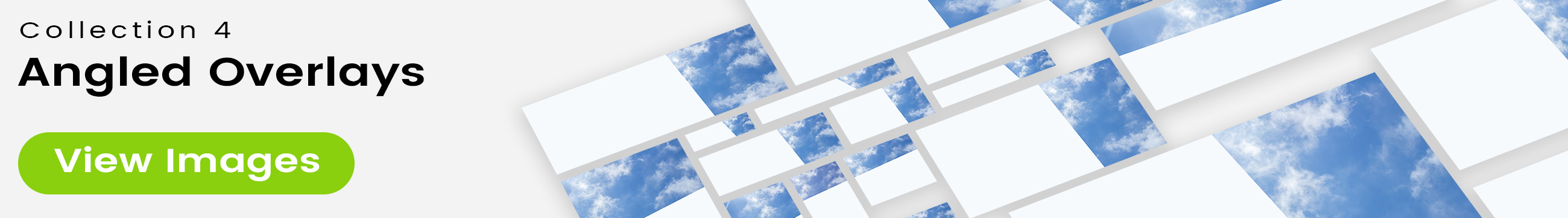 See 25 bonus images included with clouds stock image 9483. Collection 4 of 4 features an angled overlay design customized with a color that complements each photo.
